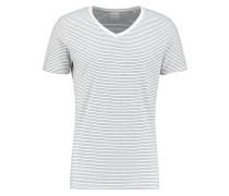 TShirt print white/navy