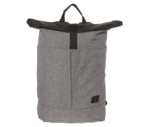 DETROIT Tagesrucksack classic charcoal/black