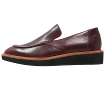 DANA Slipper oxblood