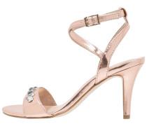 High Heel Sandaletten copper