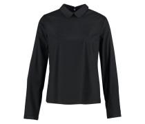 GINA Bluse schwarz