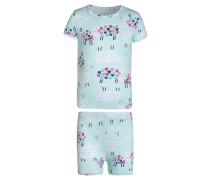 SHEEP Nachtwäsche Set ballerina blue