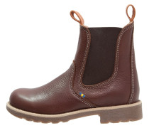 HUSUM Stiefelette dark brown