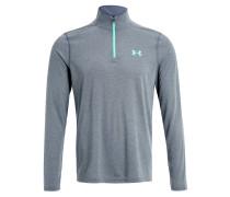 THREADBORNE Sweatshirt gray/vapor green