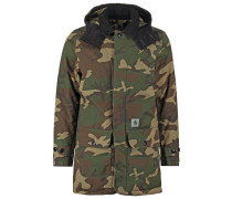 SMITH - Parka - camo laurel