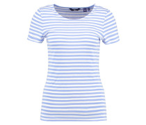 T-Shirt print - lavender blue