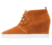 Ankle Boot brandy