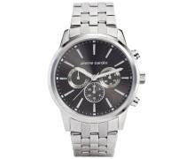 CHARENTON - Uhr - silver-coloured/black