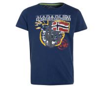 SAVANNA - T-Shirt print - palatine blue