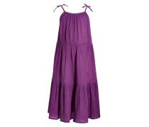Freizeitkleid purple