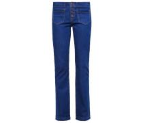 BELLA RETRO Jeans Bootcut mid boho stretch