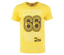 TShirt print chrome yellow