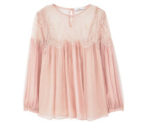 Bluse pale pink