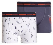 2 PACK Panties navy blue