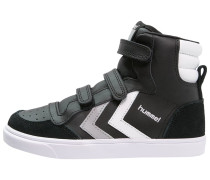 STADIL Sneaker high black/white/grey