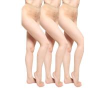 3 PACK - Strumpfhose - teint