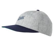 REGGIE Cap heather grey/navy