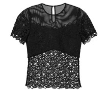 DELORES - Bluse - black