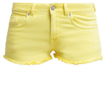 ELSIE Jeans Shorts yellow