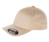 WOOLY COMBED - Cap - khaki
