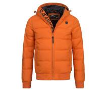 ADRIAN Winterjacke orange