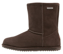 BRUMBY Stiefel chocolate