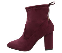 ALISA Ankle Boot red