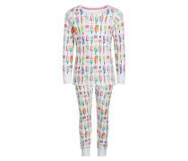 SET Pyjama white