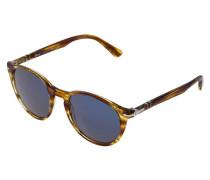 Sonnenbrille brown/blue