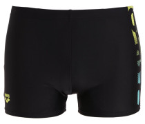 GUTAR Badehosen Pants black soft/green