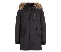 Wintermantel navy