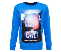 DRAFT Sweatshirt kobalt