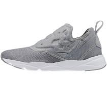 FURYLITE Slipper tin grey/white