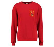 Sweatshirt red/orange