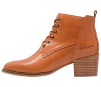JOLIE Ankle Boot cognac