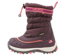 WINDCHILL GTX Snowboot / Winterstiefel aubergine/coral