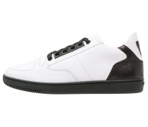 Sneaker low bianco/black