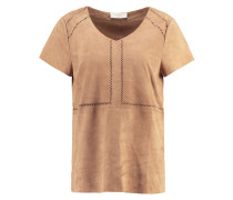 IMANI Bluse golden brown