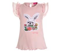 KESARA - T-Shirt print - soft rose