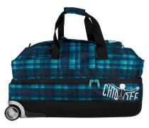Reisetasche checky chan blue