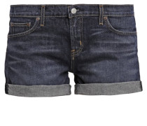 Jeans Shorts dark wash indigo