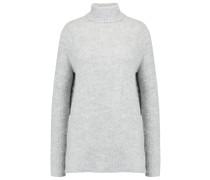 VIPLACE - Strickpullover - light grey melange