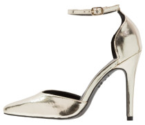 STOLEN High Heel Pumps gold
