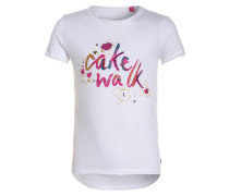 KOI - T-Shirt print - bright white