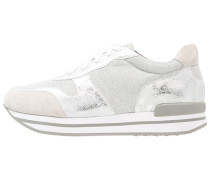 Sneaker low - silver/grey