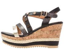 BENJOIN High Heel Sandaletten noir