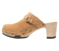 HETTY Clogs sand/kaleido