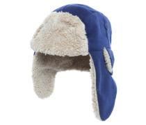 TRAPPER Mütze elysian blue