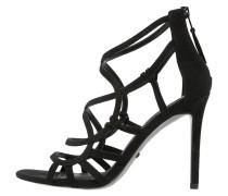 RACKET - High Heel Sandaletten - black