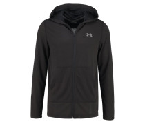THREADBORNE Sweatjacke black/graphite